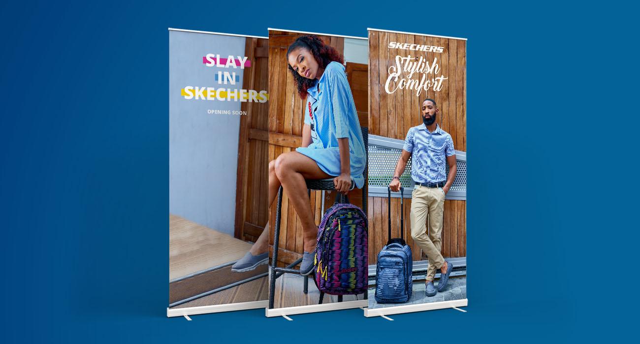 Skechers Banners