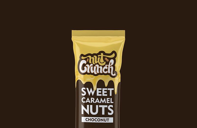 Nut Crunch Banner