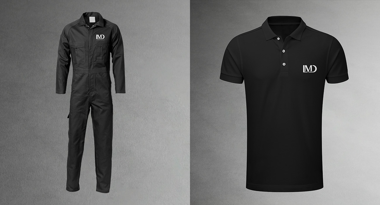 LMD T-shirt & Overall