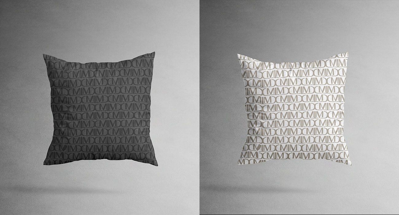 LMD Throw pillows